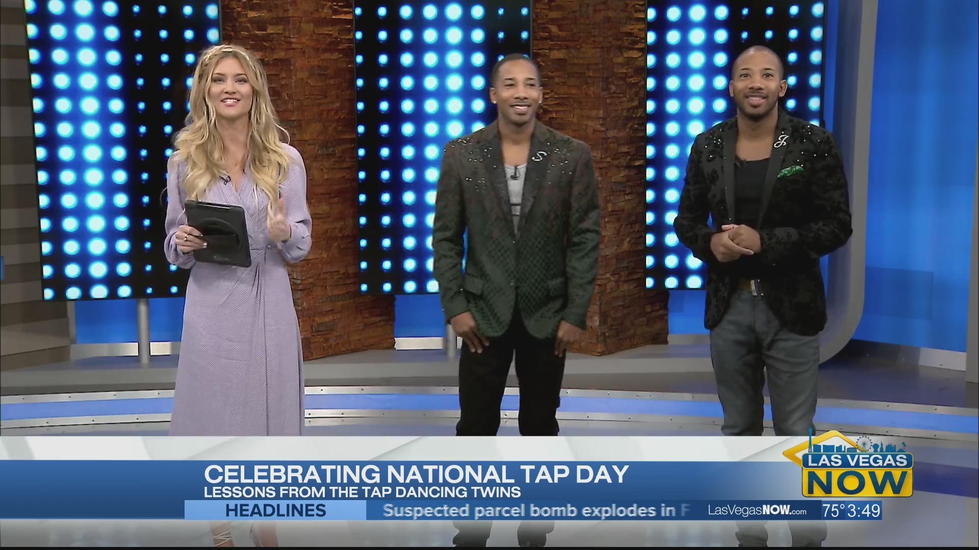 Celebrating National Tap Day