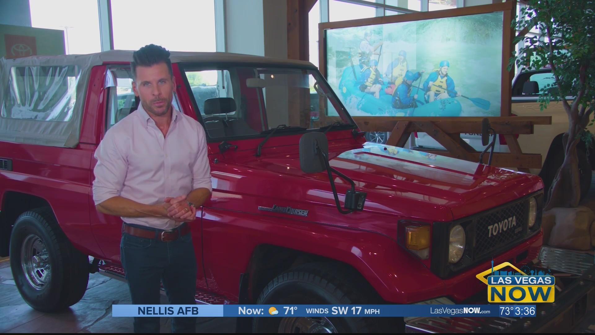 Findlay Toyota puts customer service into car service