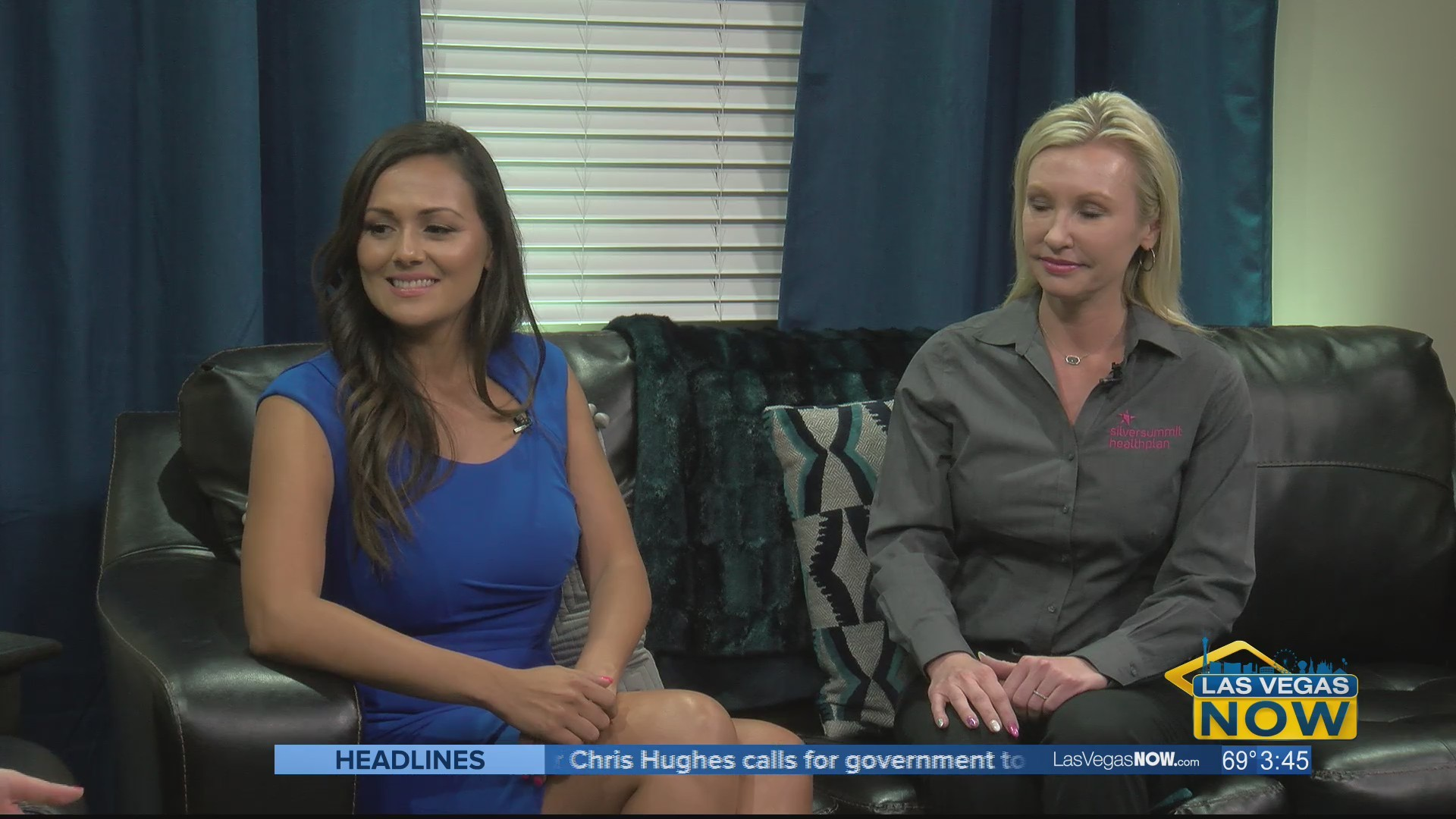Free women's wellness event with Silver Summit Health Plan
