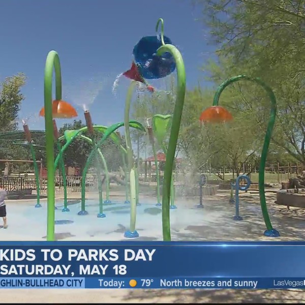 Get the kids to parks this Saturday!
