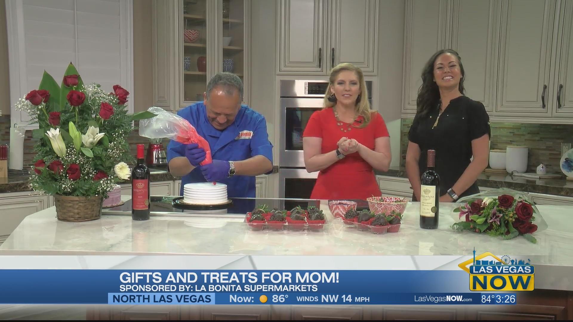 Gifts and treats for mom with La Bonita
