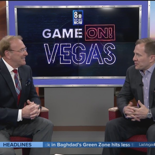 Head coach T.J. Otzelberger discusses all things UNLV basketball
