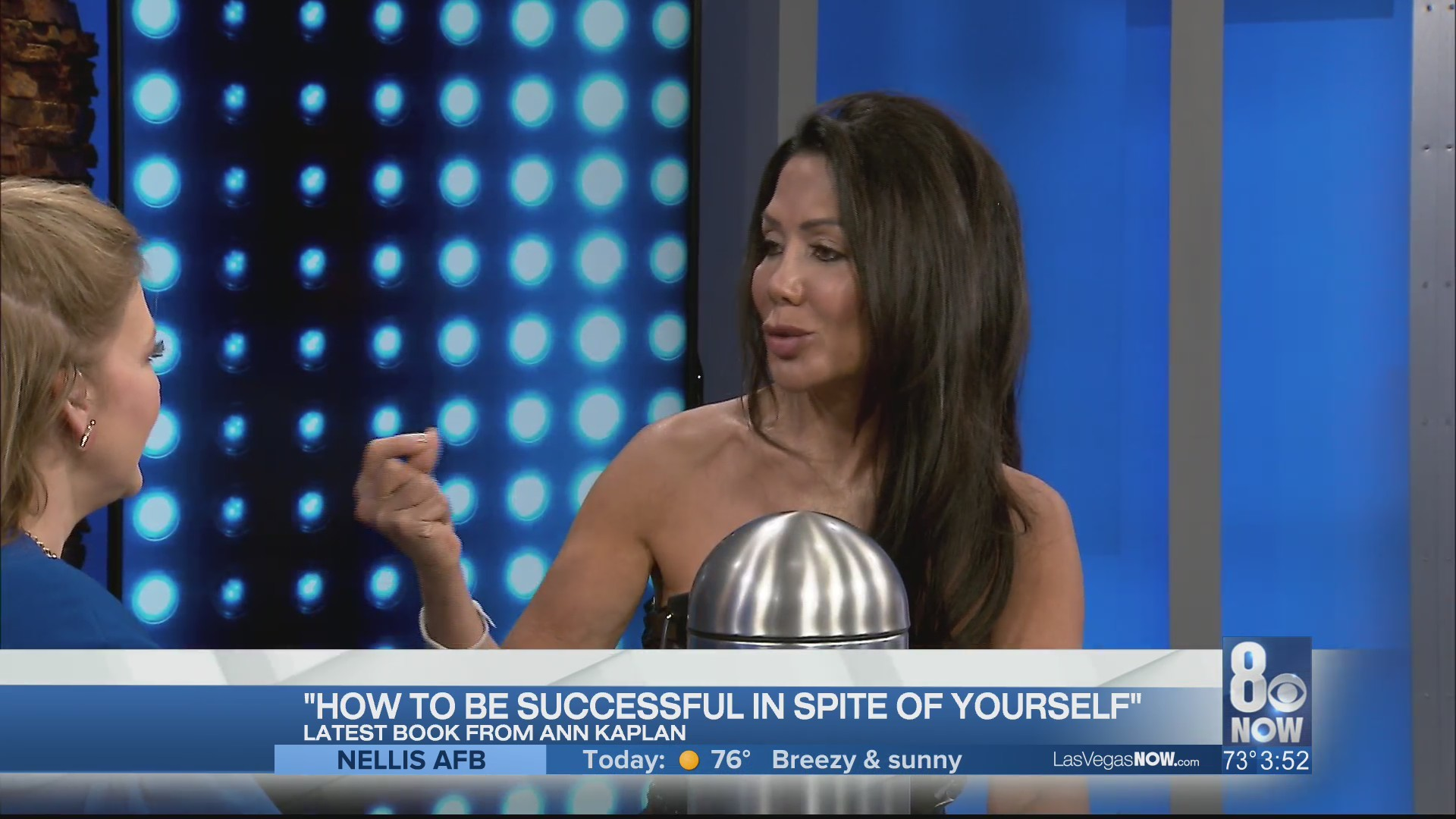 """""""How to be Successful in Spite of Yourself"""" with Ann Kaplan"""
