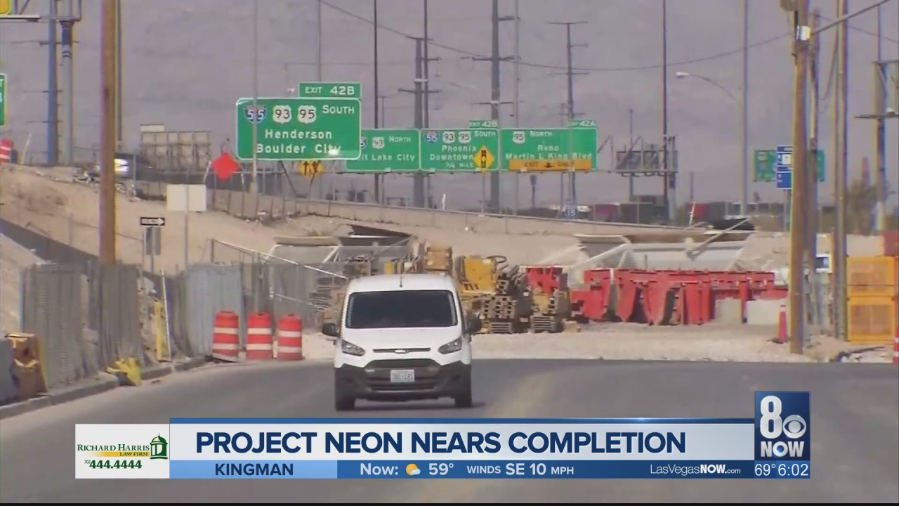 Project Neon expected to finish this summer