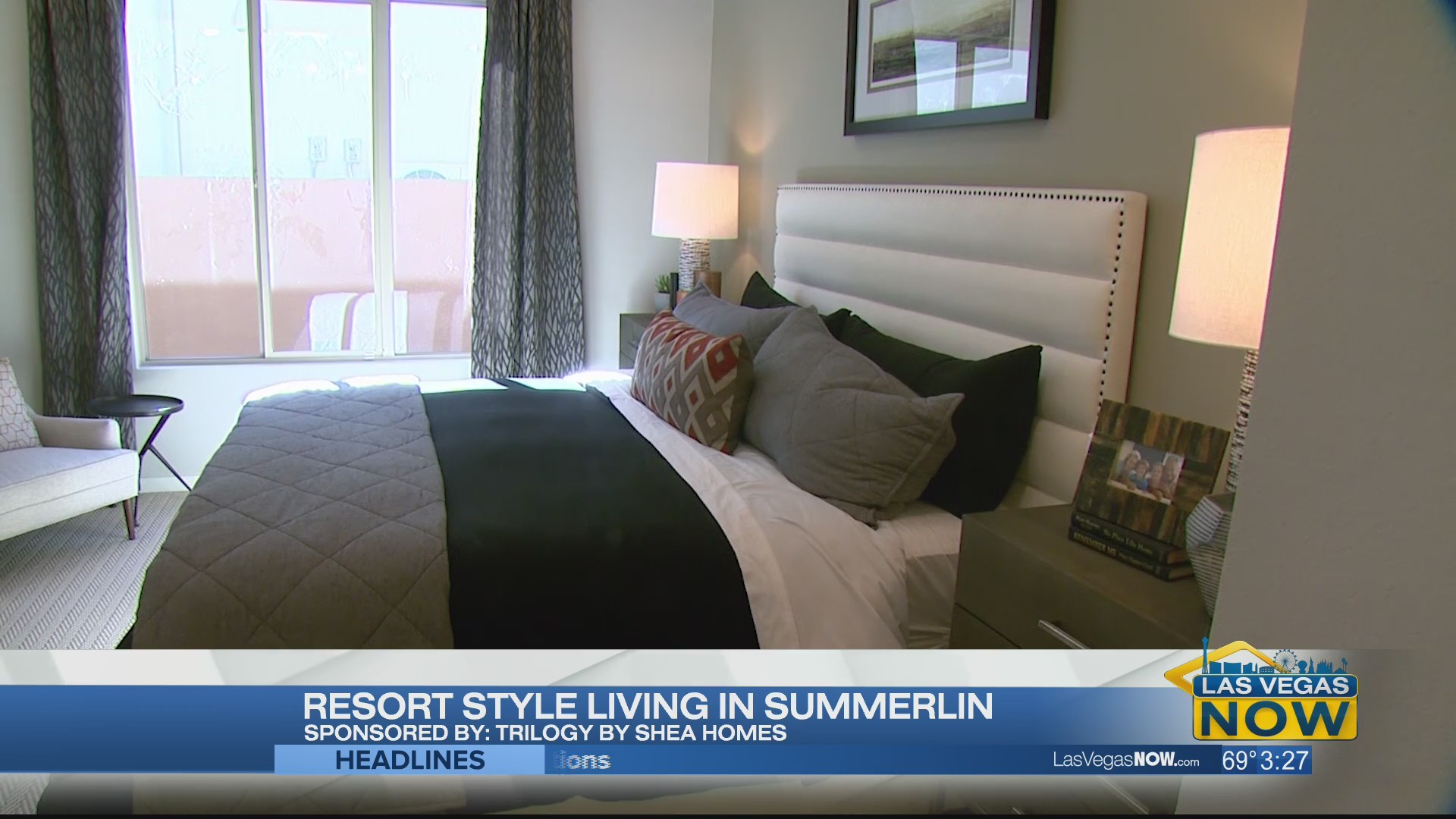 Resort style living in Summerlin