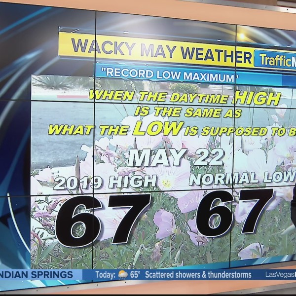 Tracking wacky weather in the valley