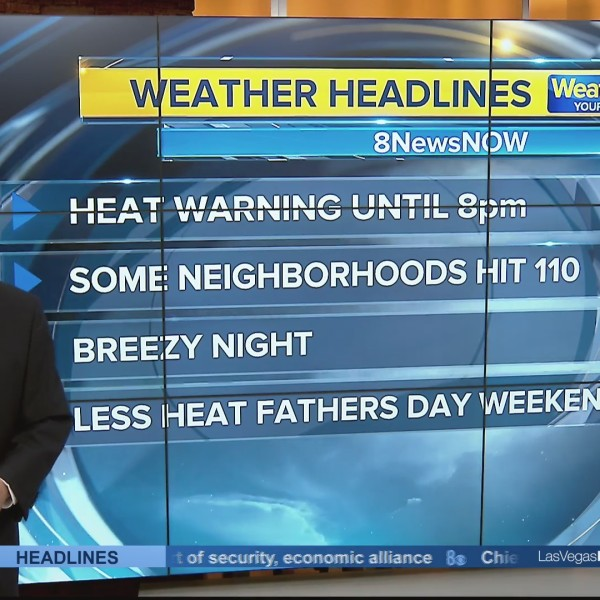 Excessive Heat Warning continues