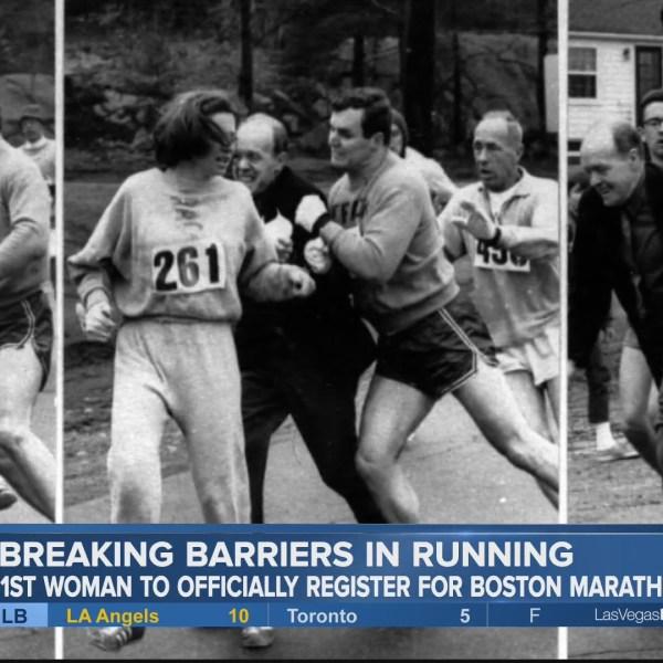 First Woman to run the Boston Marathon joins Rock-n-Roll Marathon.