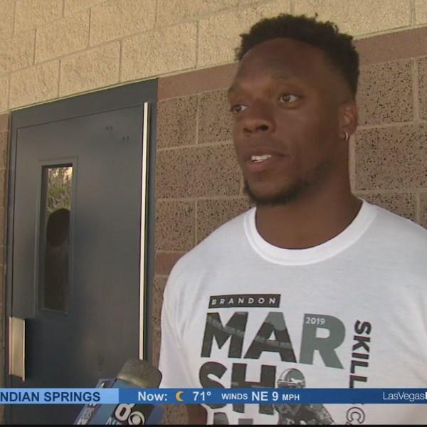 Hometown Hits with NFL linebacker Brandon Marshall