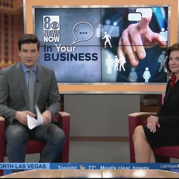 In Your Business with the Vegas Metro Chamber of Commerce