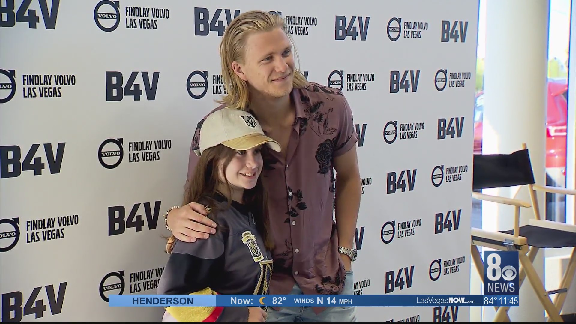 William Karlsson is The Valley's favorite Swedish import