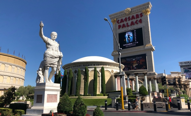 Caesars revenue up, but $315M net loss as Eldorado merger looms