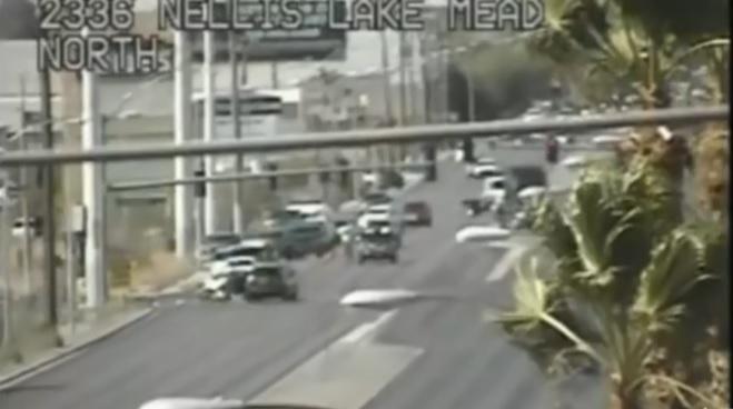 Nellis and Carey fatal crash