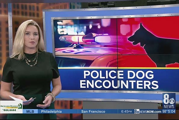 Kirsten Joyce   KLAS - 8 News Now