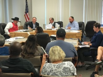Lincoln County county commission meeting on 'Storm Area 51""