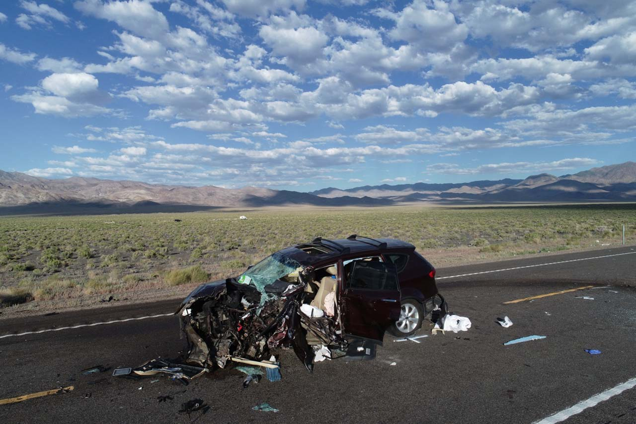 Las Vegas man who died in July crash on US95 identified