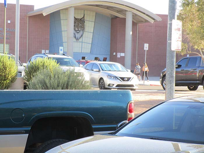 Las Vegas goes back to school — Photos | KLAS - 8 News Now