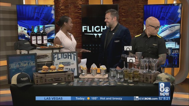 FLIGHTS restaurant hopes to give new experience while fulfilling your taste buds