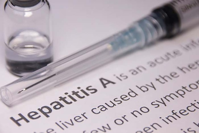 Spike in hepatitis A cases described as 'outbreak' in Las Vegas