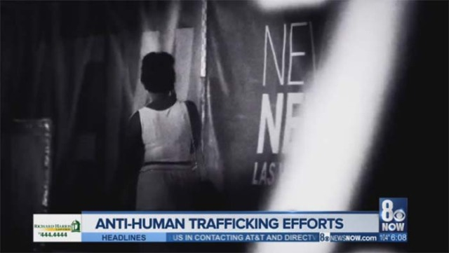 Las Vegas groups on front lines in human trafficking fight