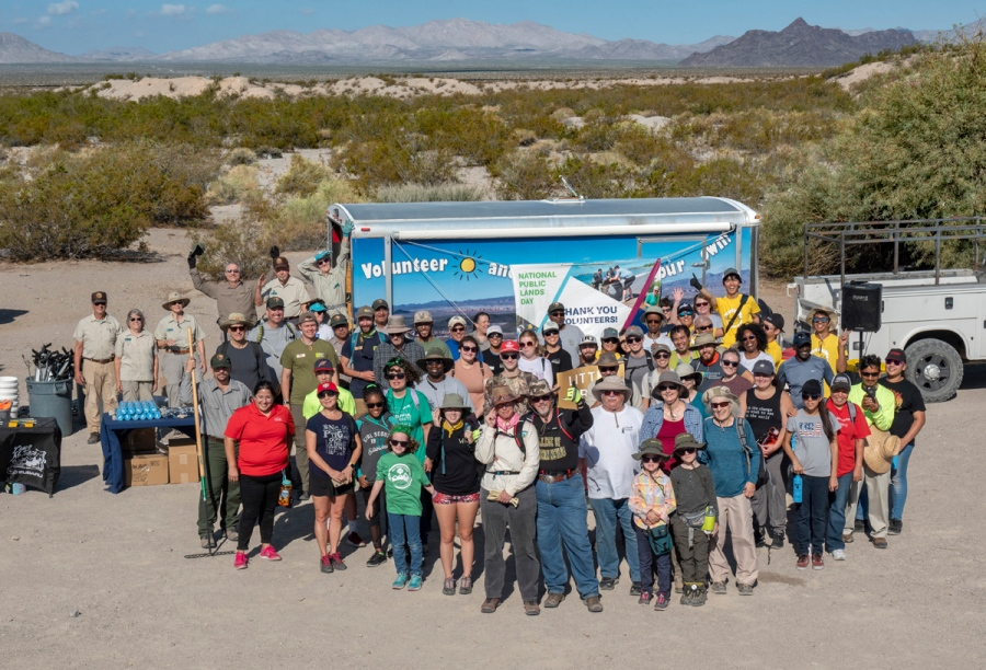 Six Mile Cove gets a makeover on National Public Lands Day