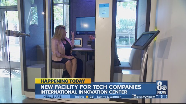 Is the Las Vegas valley the next hub for tech innovation?