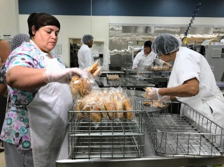 Clark County School District's Food Service Department