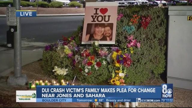 Family & friends of DUI crash victim share bold plea for change