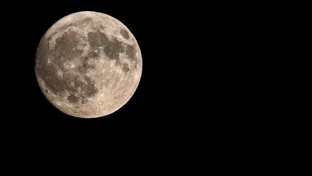 Rare Occurrence: Full Harvest Moon to light up the sky on Friday the 13th
