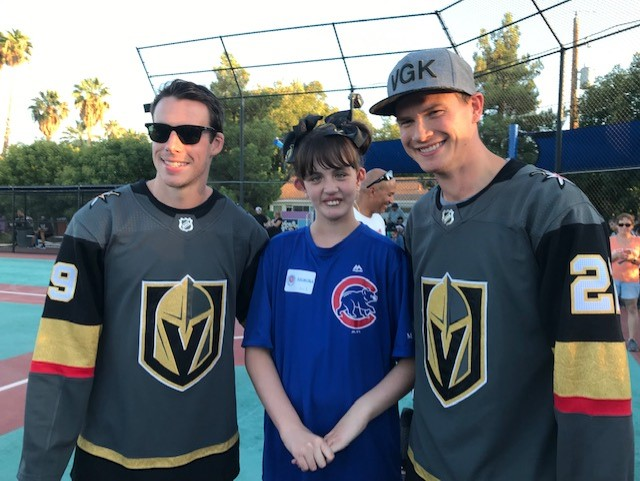 Golden Knights players, Bark Andre Furry, and Jeopardy James are just some of the big names who supported the Miracle League at fundraiser