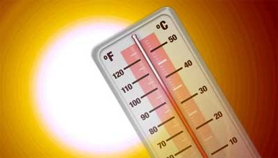 Excessive heat warning issued for Wednesday