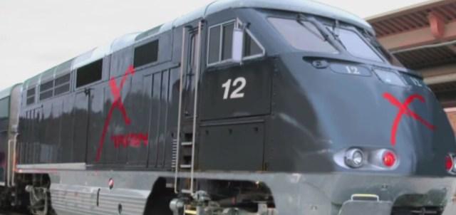 California to assist financing California-Las Vegas high-speed train