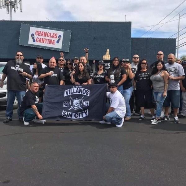 Los Villanos Raiders Booster Club