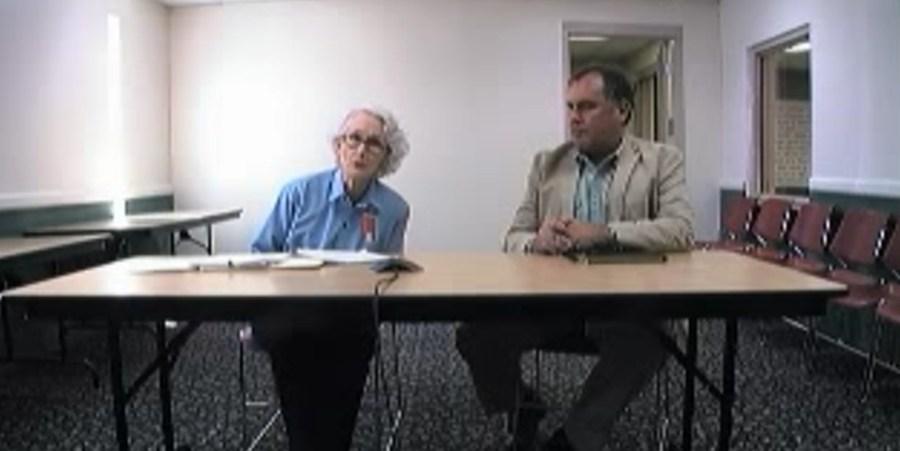 Nevada 'Black Widow' Margaret Rudin appears in parole hearing