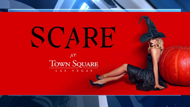 Celebrate 40 days of Halloween at Scare at Town Square