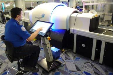 TSA launches 'Innovation Checkpoint' at McCarran International Airport