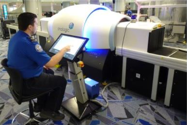 TSA launches 'Innovation Checkpoint' at McCarran International Airport