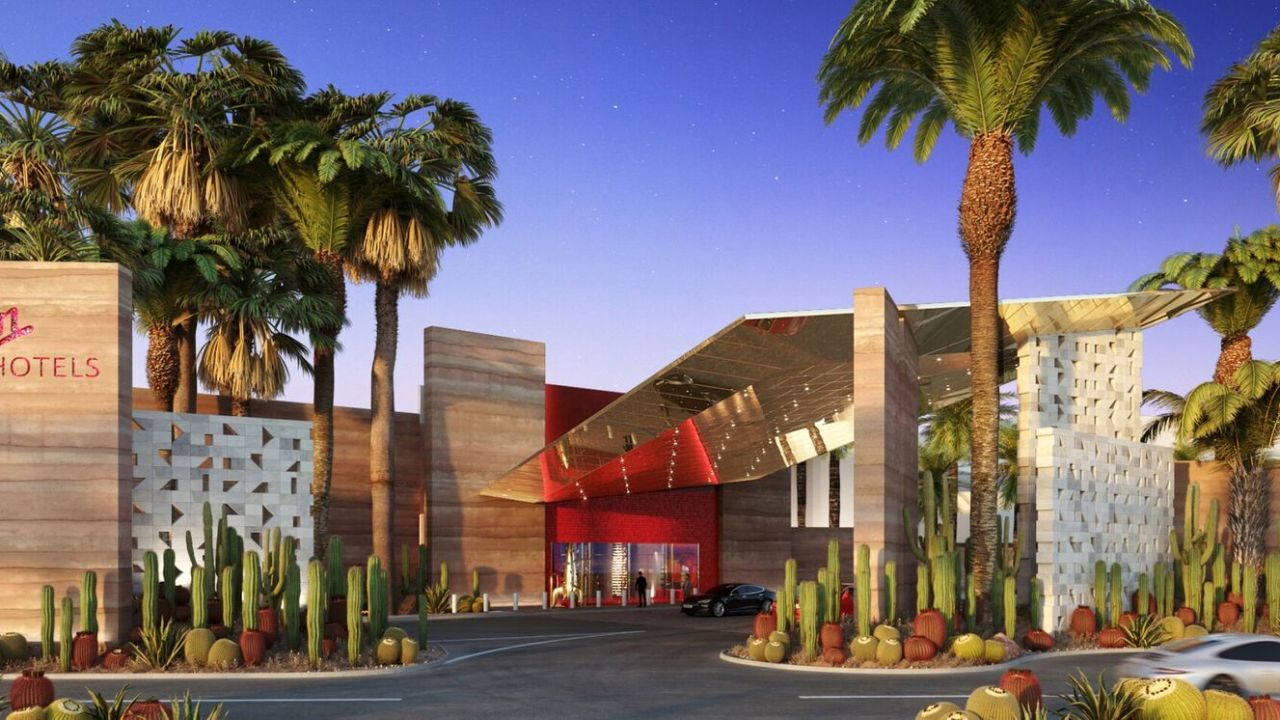 First Tribal operated casino in Las Vegas to open late 2020 after renovation