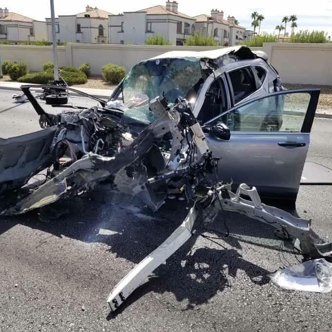 Cheyenne Avenue and Soft Breezes Drive fatal DUI