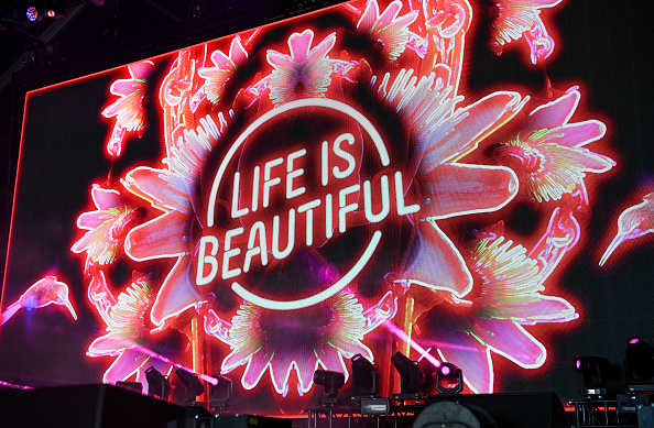 WATCH: Life Is Beautiful offers FREE live stream of music festival