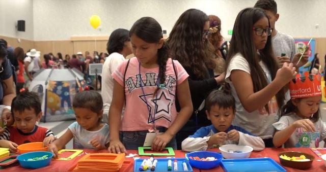 "Library District hosts ""Kickoff to Kindergarten"""