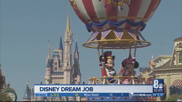 Calling all Disney lovers! This is your dream job