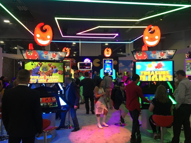 Global Gaming Expo shows off most high-tech and innovative advances in gaming
