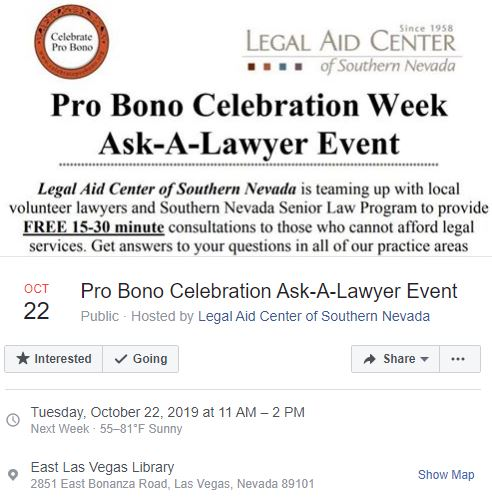 Organizations partner to provide free legal consultations