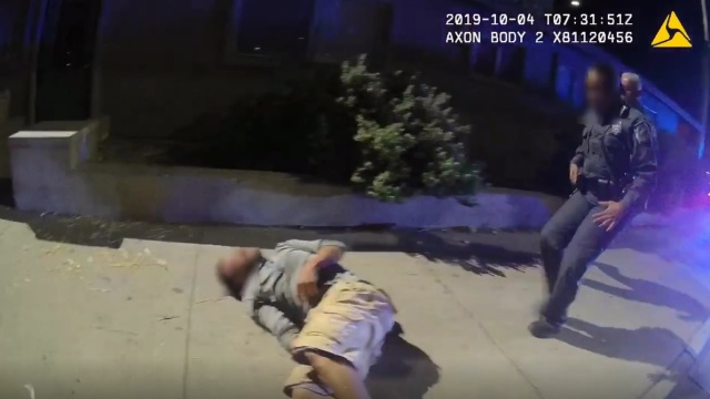 NHP releases body camera video of officer-involved shooting from Oct. 4