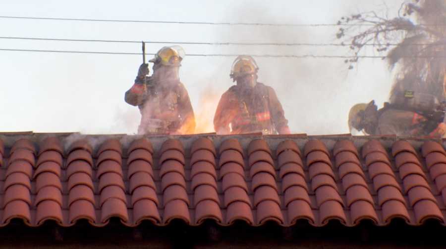 Las Vegas Fire & Rescue hosts open house