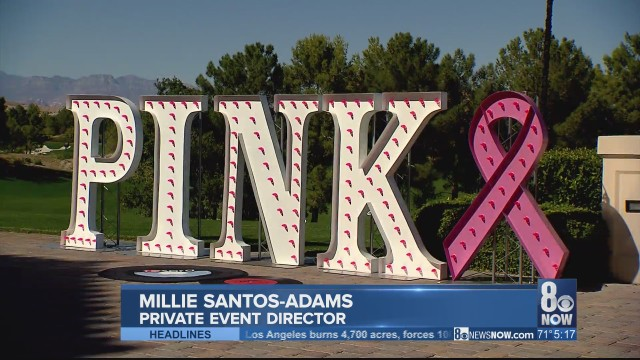 Pink Tee event raises money for fight against breast cancer