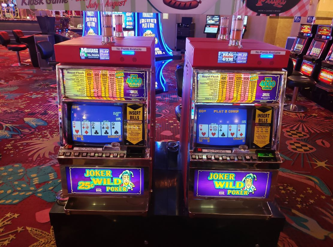Plaza Hotel Casino to give away two vintage slot machines | KLAS
