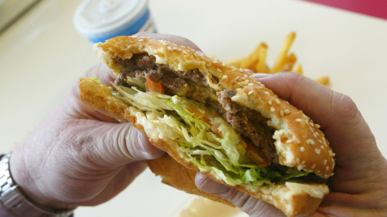 Saturday is National Fast Food Day!