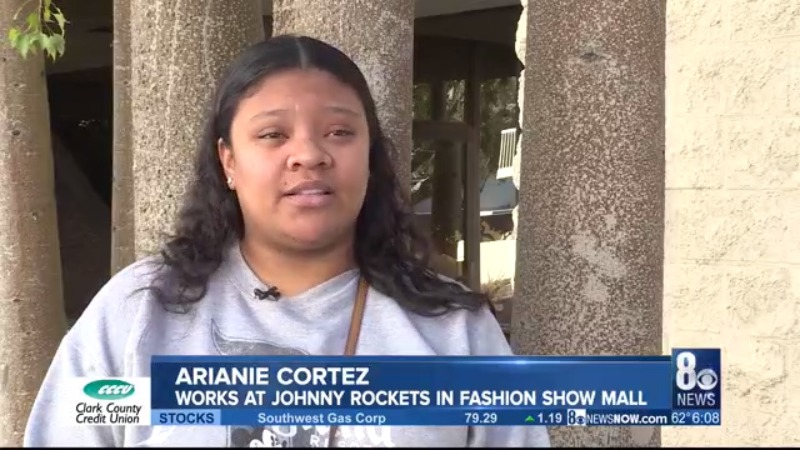Fashion Show Mall employees use LiveSafe app for security alerts during shooting incident